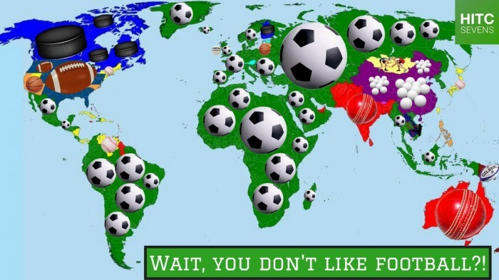 Countries Where Football Isnt the Most Popular Sport 2