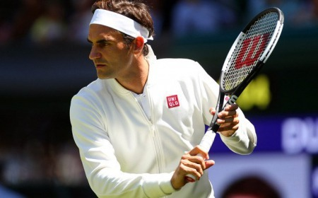 Federer is the first tennis player to land at No 1 in list that has been drawn up since 1980