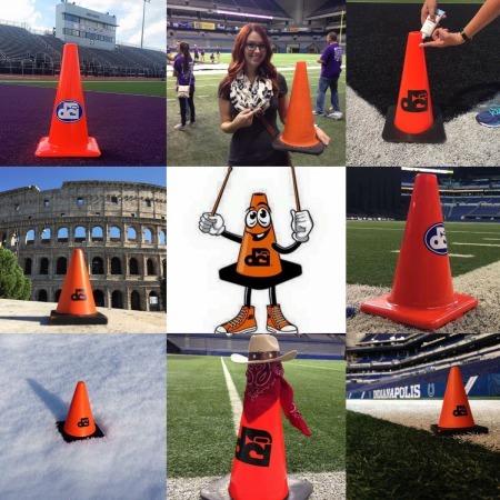 DCI Orange Cone