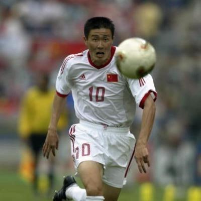 Hao Haidong 2002 wc