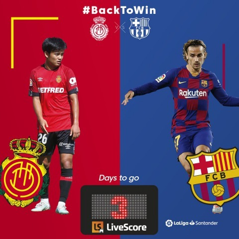 What are your predictions for MallorcaBarça on Saturday