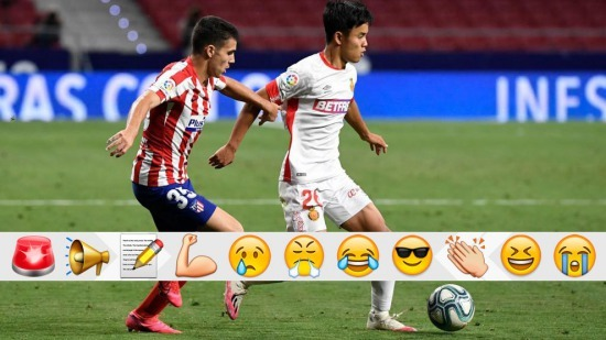 Marca Kubos talent would be well-received at Atletico Madrid