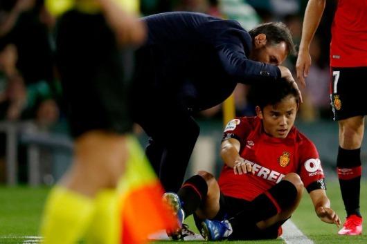 Mallorca 2-0 Levante Take Kubo goal