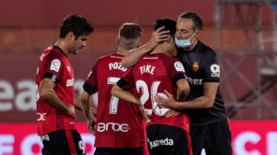 RCD Mallorca have been relegated from La Liga Kubo