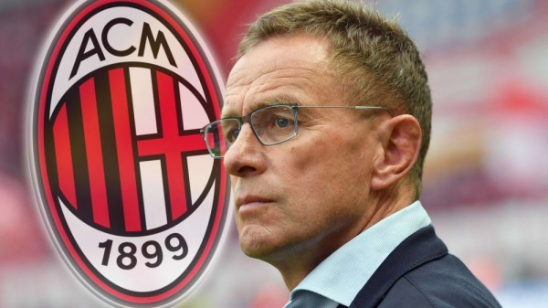 Rangnick will not join Milan after all and Pioli extending his contract with the club
