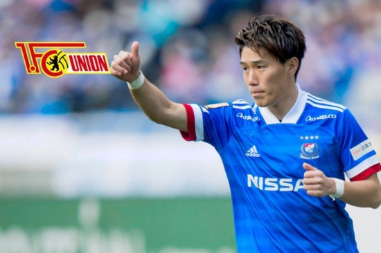 Union Berlin sign Endo from Yokohama F Marinos on a season-long loan