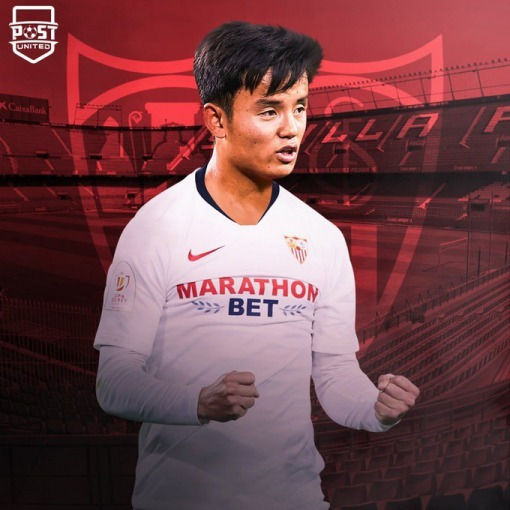 Takefusa Kubo is very close to joining Sevilla on loan for 2-seasons