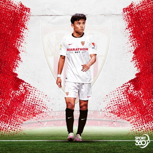 Sevilla lead the race to sign Takefusa Kubo on loan