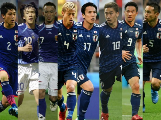 japan football legends