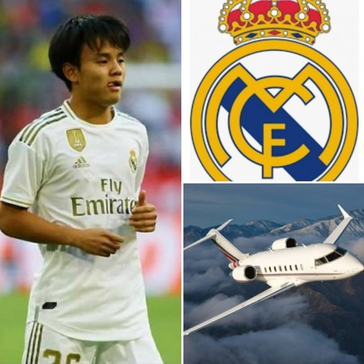 Takefusa Kubo has spoken in francefootball about the season that he has spent on loan at Mallorca