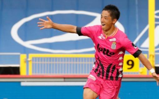 Morioka goal for Charleroi at Club Brugge