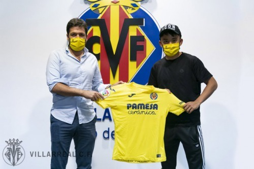 Villarreal have signed midfielder Takefusa Kubo from Real Madrid on a season-long loan
