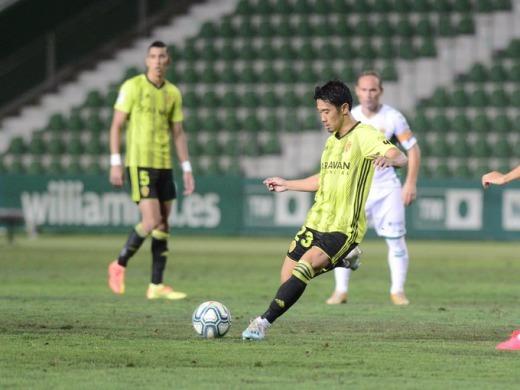Kagawa Elche vs Real Zaragoza 0_0