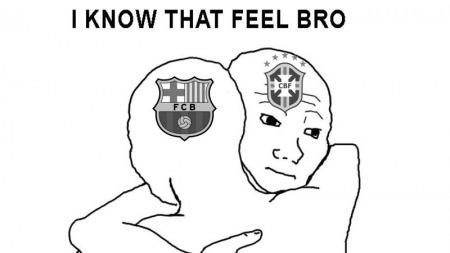Barcelona 2-8 Bayern Munich UEFA Champions League