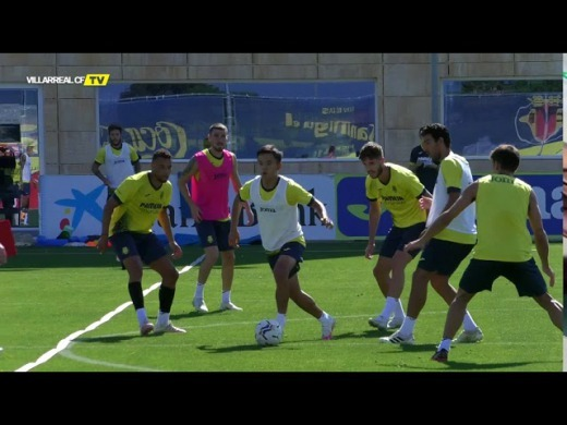 Take Kubo has already started breaking the ankles at Villarreal