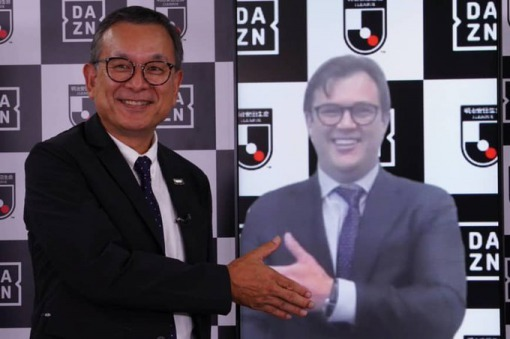 J League DAZN extend domestic broadcast deal through 2028 season