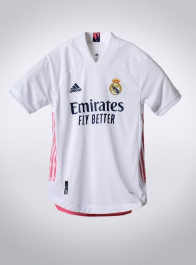 Real Madrid Home 2020_21 Home Kit