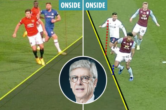 New offside rule proposed by Arsene Wenge to be tested in a U19 tournament in Germany