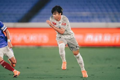 Mitoma Kaoru has 11 goals and 4 assists in all competions for Kawasaki this season