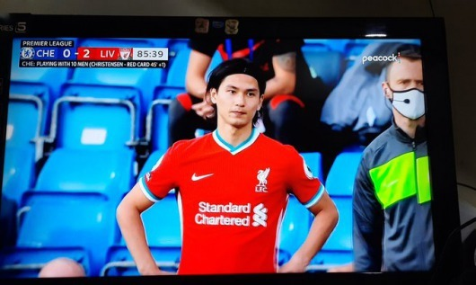 Chelsea 0-2 Liverpool Minamino