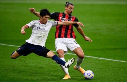 tomiyasu vs Zlatan Ibrahimovic 2020