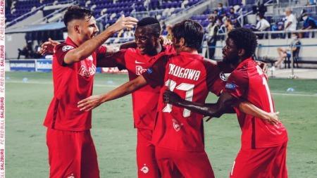 Maccabi Tel Aviv 1-[2] RB Salzburg