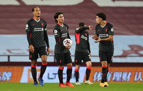 Minamino Aston Villa 7 - 2 Liverpool