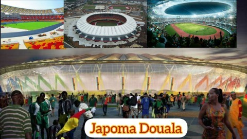 japoma stadium cameroon