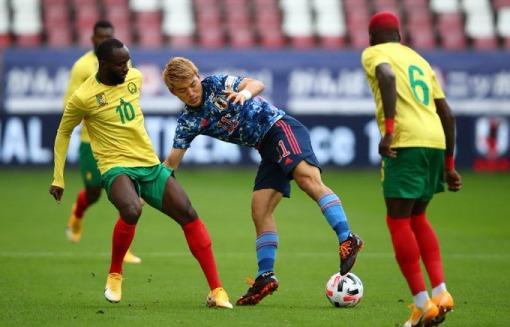 Cameroon Japan doan 0_0