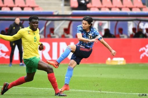 Cameroon Japan Minamino 0_0