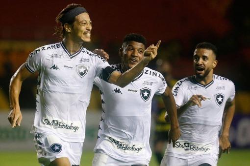 Sport Recife 0-1 Botafogo - Keisuke Honda