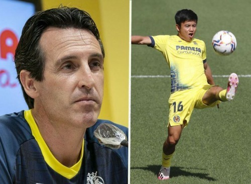 Unai Emery Accelerating the development process for Kubo is not good