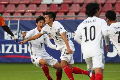 Ueda goal Japan 1_0 ivory coast