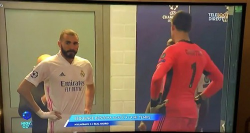 Benzema slams team-mate Vinicius Jnr