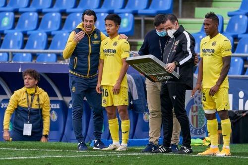 Villarreal coach Emery Kubo similar to David Silva