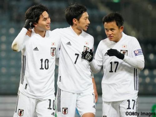 Japan 1-0 Panama Minamino goal