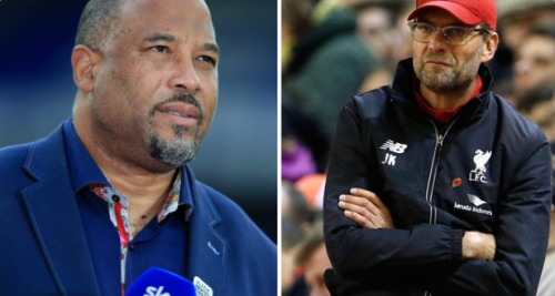Jurgen Klopp would've been sacked by Liverpool in first two years if he were black, John Barnes