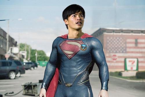Mitoma super man