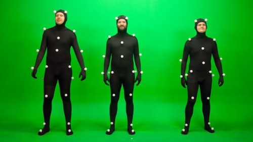 motion capture suit