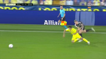 Takefusa Kubo vs Toni Kroos nasty tackle