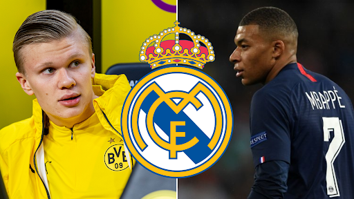 hope Madrid can get Mbappe and Haaland