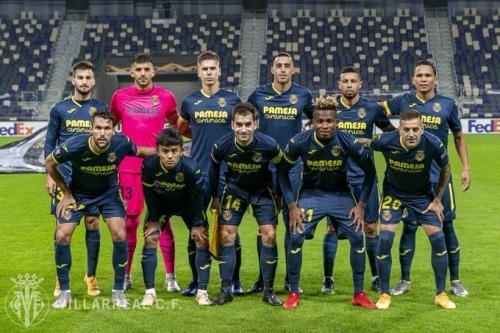 Maccabi Tel Aviv [1]-1 Villarreal