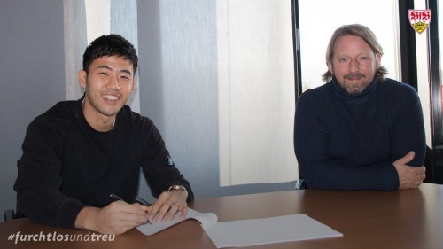Endo extends his contract by 2 years until 2024