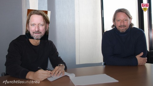 Mislintat extends his contract