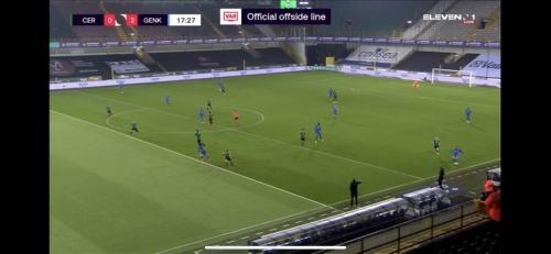 Ito onside Cercle Brugge 1 - 5 Genk