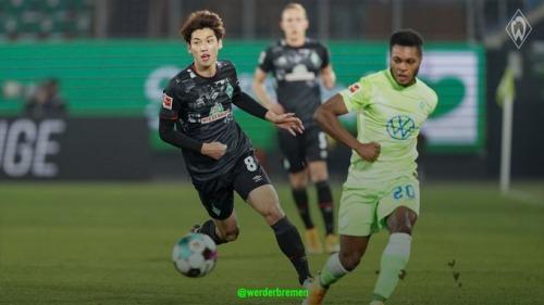 wolfsburg_0_1_werder_bremen Osako assist