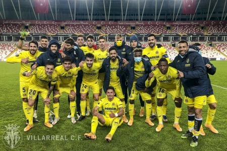 Villarreal have qualified for the round of 32 in the Europa League following a 1-0 over Sivasspor