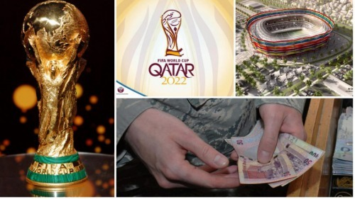 Qatar to join European qualifying for 2022 World Cup