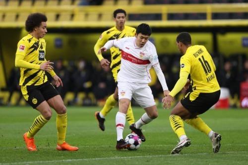 Dortmund 1-5 Stuttgart Endo