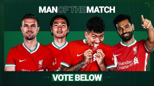 PLENTY of MOTM options for #CRYLIV who gets your vote Minamino